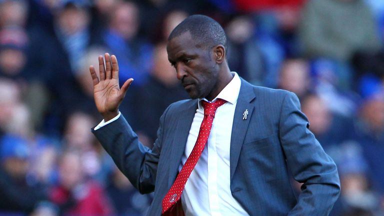 Chris Powell: Has come under increasing pressure in recent weeks