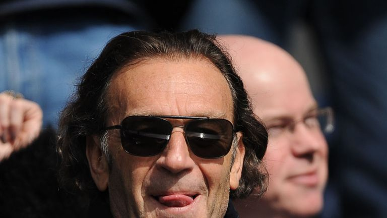 Massimo Cellino: Met with Leeds squad on Monday