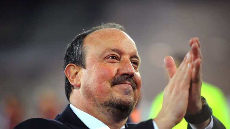 Rafael Benitez: Ready for Athletic Bilbao test