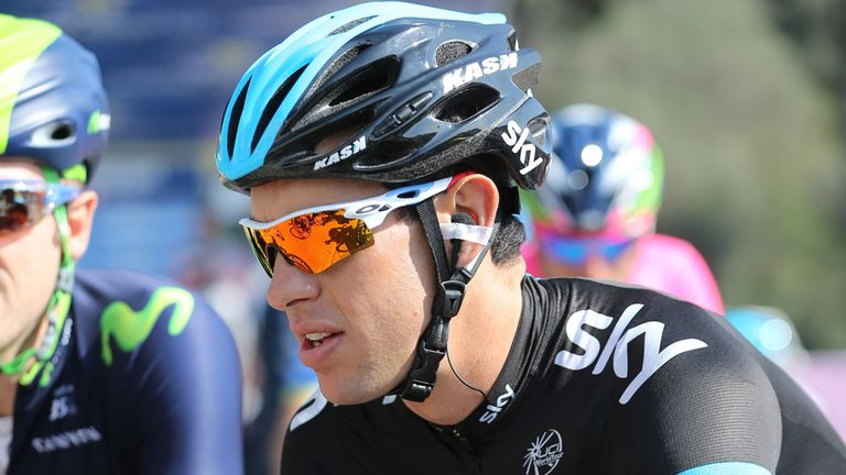 Richie Porte's season has been ravaged by illness