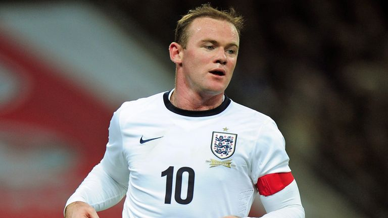 Wayne Rooney: Targeting captain's armbands