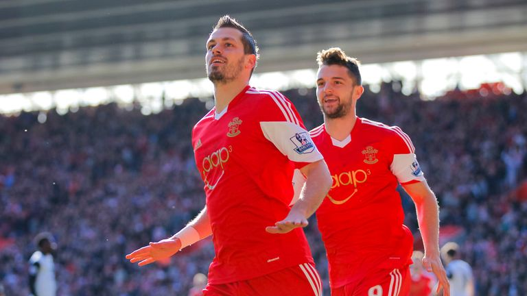 Morgan Schneiderlin: Southampton midfielder has dropped England hint