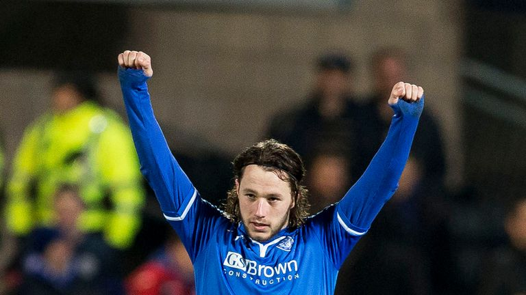 Stevie May: St Johnstone confirm talks with Rotherham over the sale of the striker
