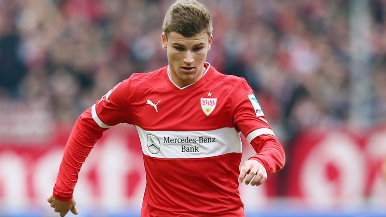 Timo Werner: Delighted to have extended his stay