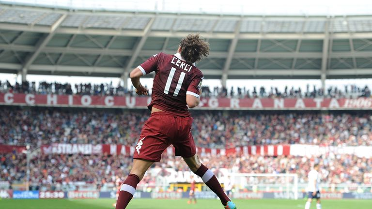 Alessio Cerci: Torino striker missed crucial late penalty