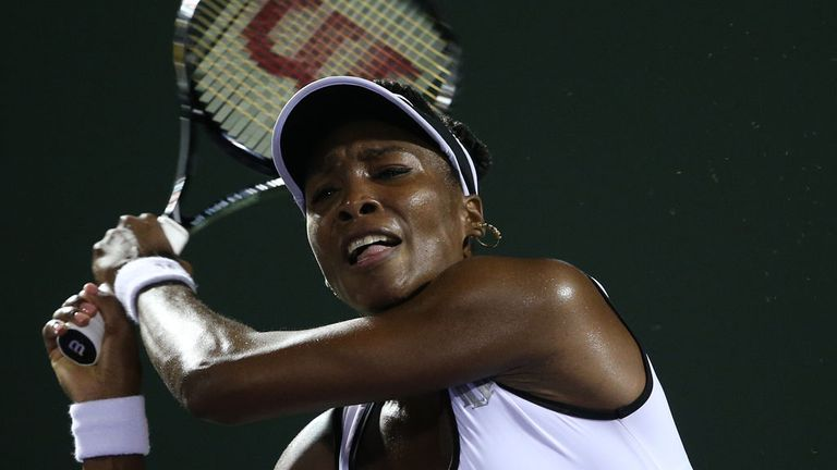 Venus Wiliams: Beaten by Canada's Eugenie Bouchard