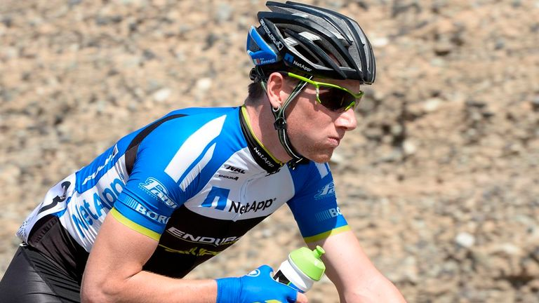 Sam Bennett claimed his first professional victory in Spain