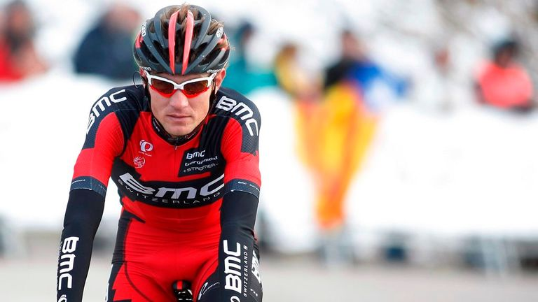 Tejay van Garderen will look to improve on his fifth-place finish in 2012
