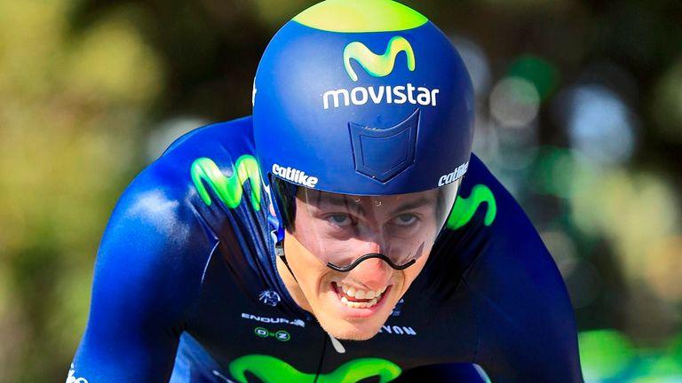 Adriano Malori won the stage in 10min 13sec