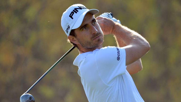 Alejandro Canizares: Fired a sparkling 62 to take an early lead in Morocco