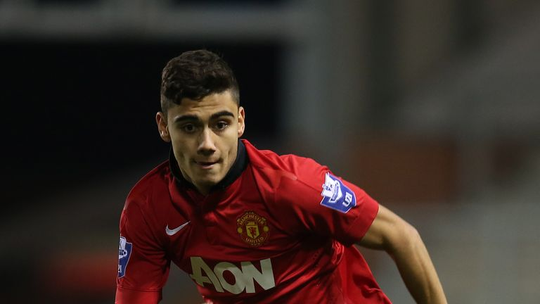 Andreas Pereira: Focusing on club football ahead of his international career