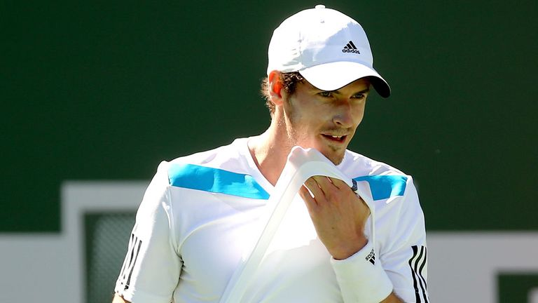 Andy Murray: Facing a tough ask in defending his Miami Masters crown