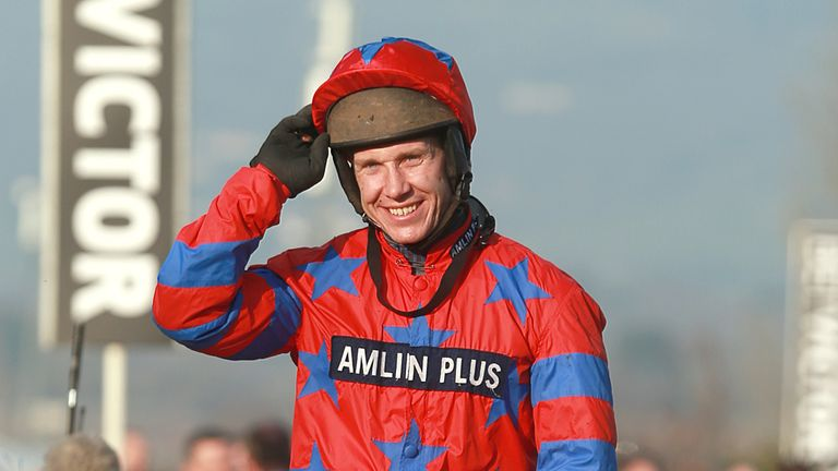 Richard Johnson: Guided favourite Mister Nibbles to Perth win