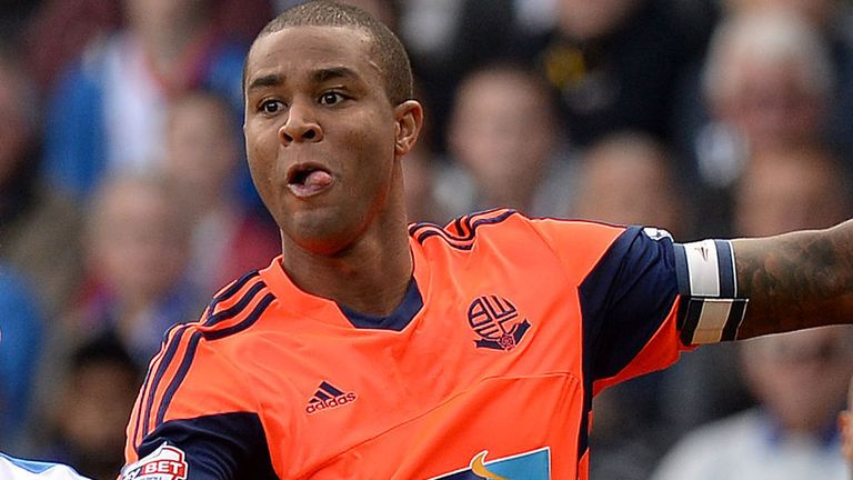 Zat Knight: Snatched a late equaliser for Bolton