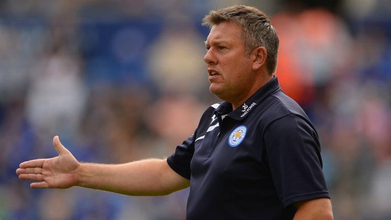 Craig Shakespeare: Unlikely to lose sleep over who scored Leicester's equaliser