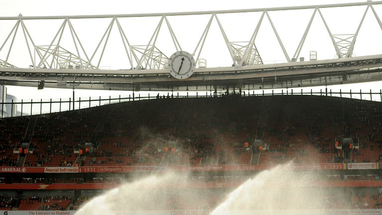 Emirates Stadium: More than 170,000 fans did not show up to Arsenal games last season