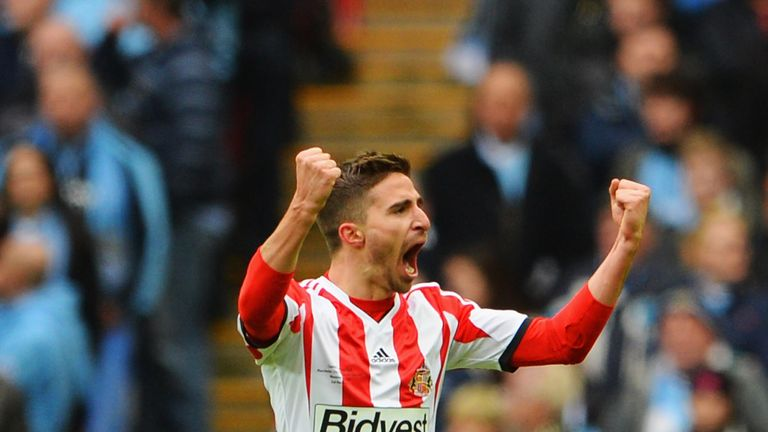 Fabio Borini: Netted at Wembley, but suffered League Cup final heartache