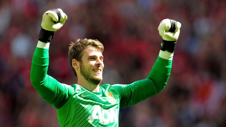 David de Gea: Believes Manchester United can upset the odds to defeat Bayern Munich