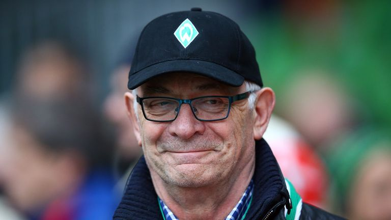 Klaus-Dieter Fischer: Set to leave the club at the end of the year
