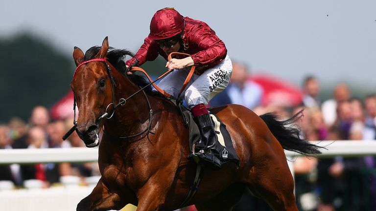 Kiyoshi is on track for Royal Ascot