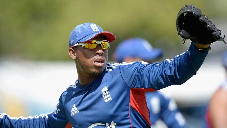 Chris Jordan: Special occasion in Barbados for England bowler