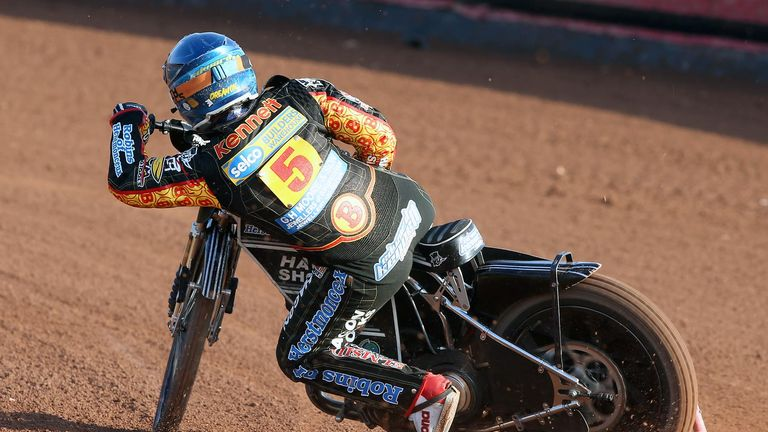 Ed Kennett: Replaced by Nico Covatti at Birmingham Brummies