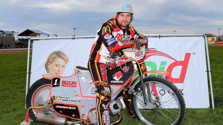 Mads Korneliussen: Has made the move to new boys Leicester (Picture credit Steve Dixon photography)