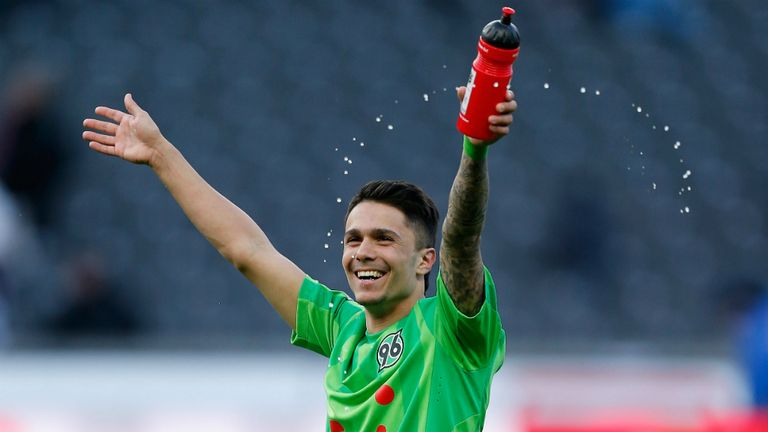 Leonardo Bittencourt: On Borussia Dortmund manager Jurgen Klopp's rader