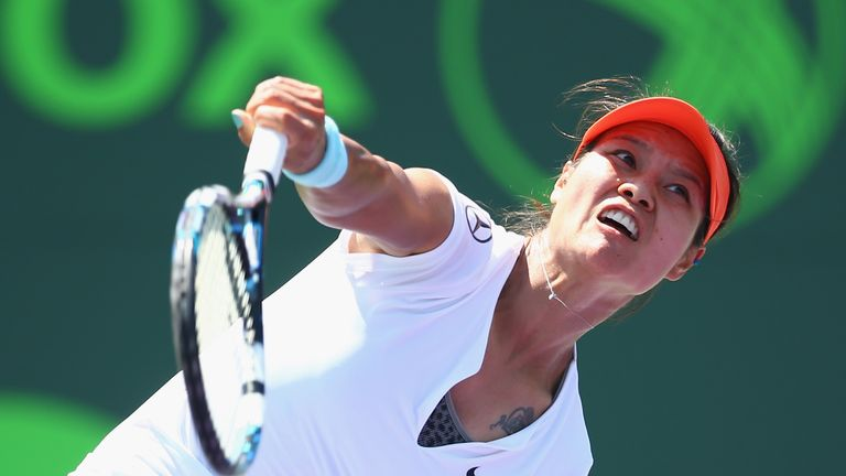 Li Na: Given tough workout by American youngster Madison Keys
