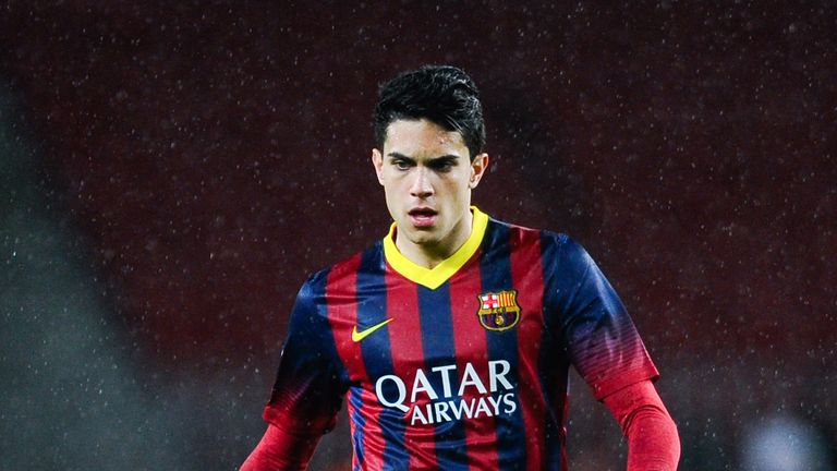 Marc Bartra: Signed a new deal