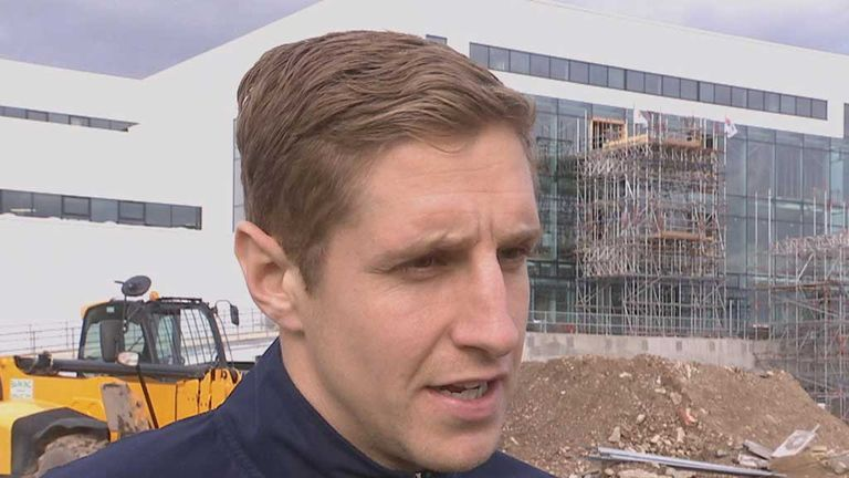 Michael Dawson: Targeting a trophy before the end of the season