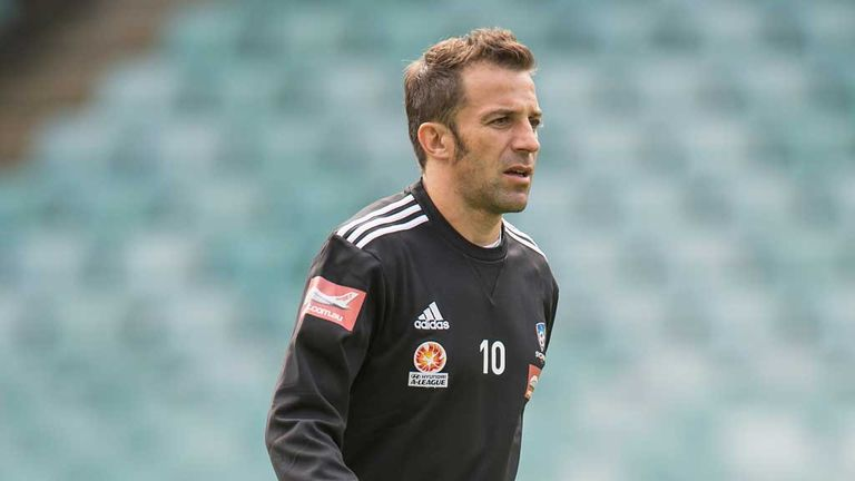 Alessandro Del Piero: Future is up in the air