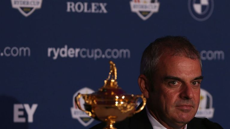 Paul McGinley: Europe's Ryder Cup captain has some difficult decisions to make in the week ahead