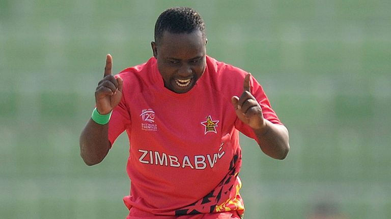 Prosper Utseya: Bowling action facing scrutiny