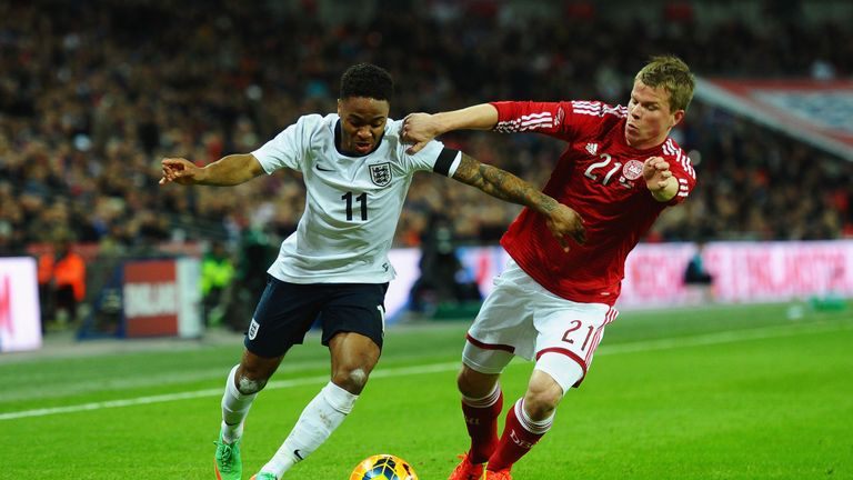 Raheem Sterling: Backed by Daniel Agger to make England's World Cup squad