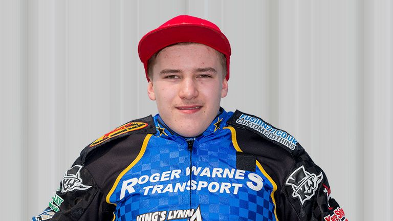 Robert Lambert: Set to represent GB in their World Cup semi-final next month (Picture credit King's Lynn Speedway)