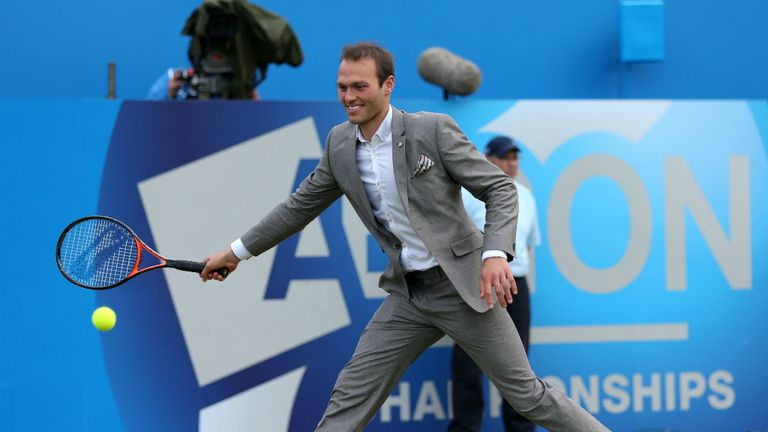 Ross Hutchins: Appointed director of the Aegon Championships