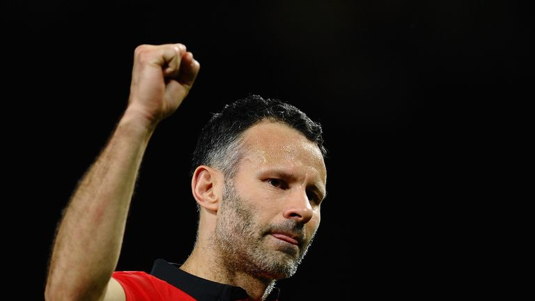 Ryan Giggs: At 40, the oldest player to appear in the Champions League KO stages