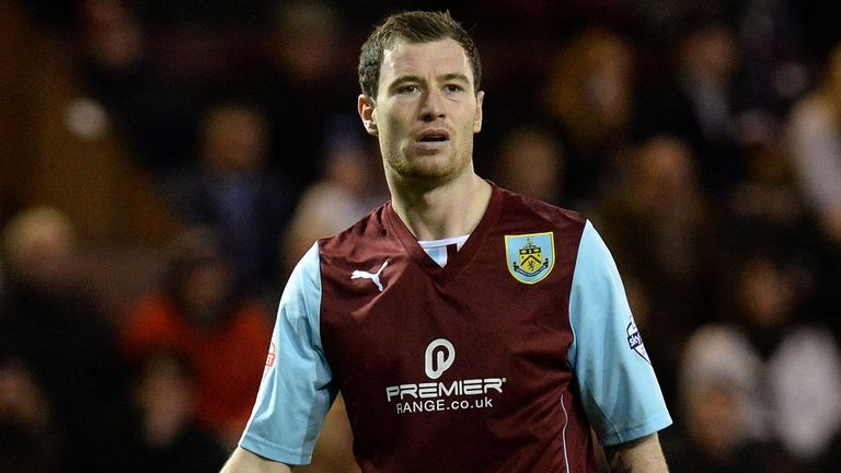 Ashley Barnes: Gave Burnley the lead in the first half