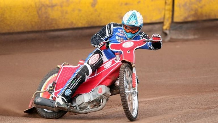 Vaclav Milik: New boy with Poole Pirates (Picture credit Speedwayprint)