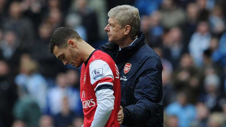 Arsene Wenger: Admits Vermaelen is likely to leave