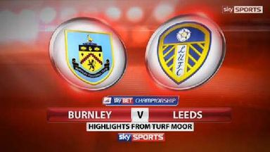 Burnley 2-1 Leeds United