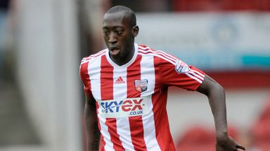 Toumani Diagouraga: Back at Griffin Park