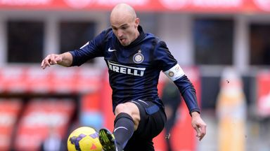 Esteban Cambiasso: Knocked back the chance to play for Sampdoria
