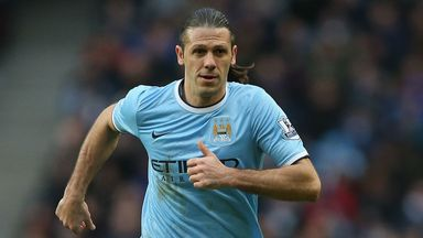 Martin Demichelis: Believes Manchester City were unlucky to lose at Anfield