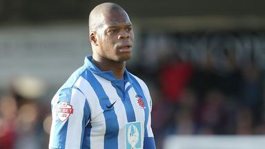 Marlon Harewood: Set for Hartlepool exit