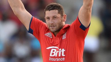 Tim Bresnan: England star back for Yorkshire