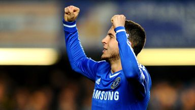 Eden Hazard: Winger one of the best players at Chelsea