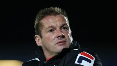 Graham Westley: Signs striker Danny Johnson on loan