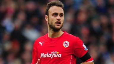 Juan Cala: Wants to leave Cardiff